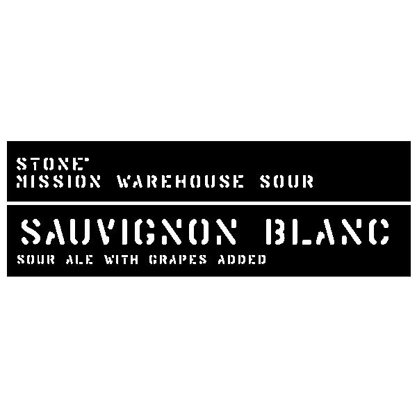Stone Mission Warehouse Sour - Sauvignon Blanc