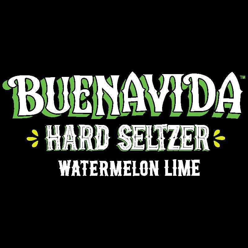 Buenavida Hard Seltzer - Watermelon Lime