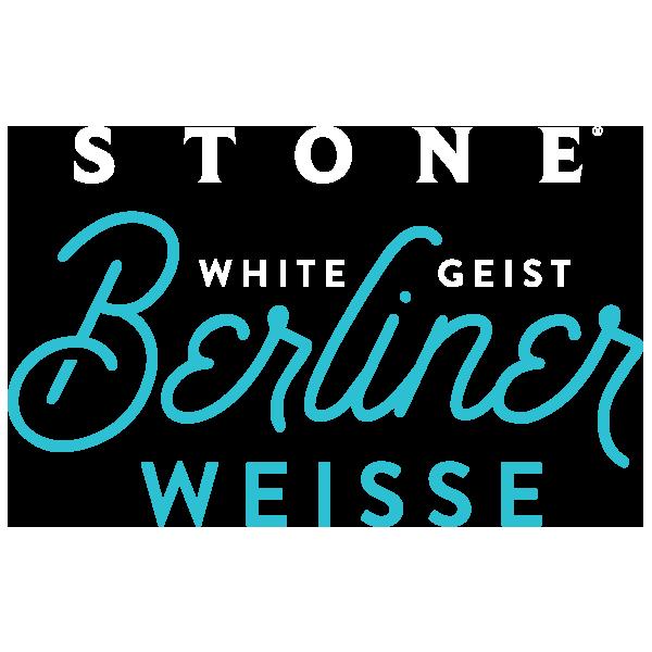 Stone White Geist Berliner Weisse Logo
