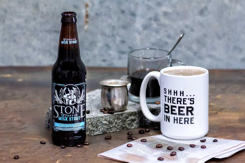 Stone Coffee Milk Stout Stone Brewing