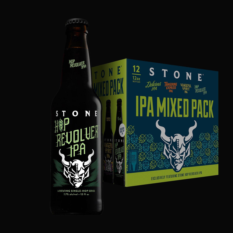 Stone Hop Revolver IPA   Stone Brewing