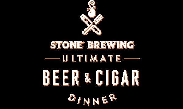 Stone Ultimate Beer & Cigar Dinner