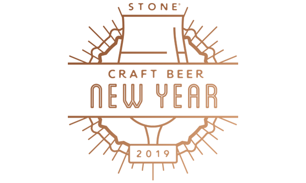 Stone Craft Beer New Year