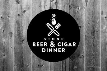 Stone Beer & Cigar Dinner