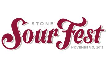 Stone SourFest, November 3rd, 2018