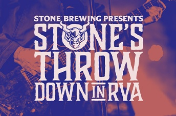 Stone Brewing Presents: Stone's Throw Down in RVA