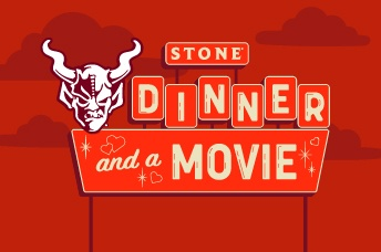 Stone Dinner and a Movie