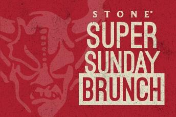 Stone Super Sunday Brunch