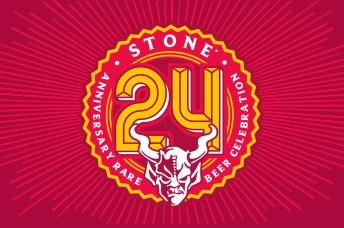 Stone 24th Anniversary Rare Beer Celebration