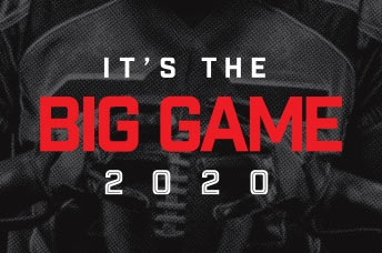 It's the Big Game 2020