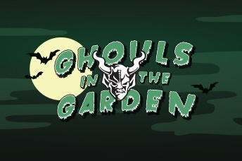 Ghouls in the Gardens logo