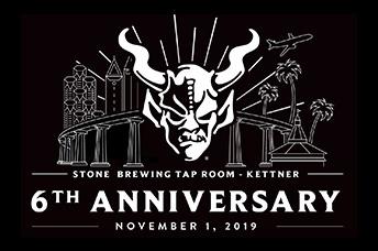Stone Brewing Tap Room – Kettner 6th Anniversary thumb