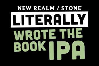 New Realm / Stone Literally Wrote The Book IPA