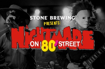 A Nightmare on 80s Street