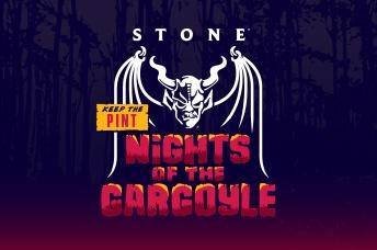 Keep the Pint Night - Nights of the Gargoyle