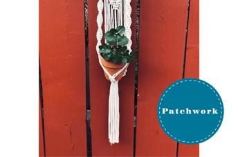 PAtchwork hanger