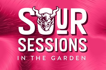 Sour Sessions in the garden