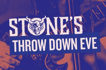 Stone's Throw Down Eve