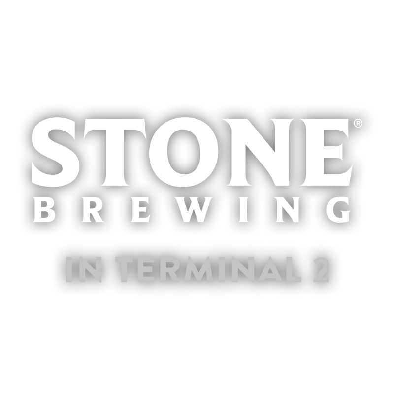 Stone Brewing in Terminal 2 | Stone Brewing