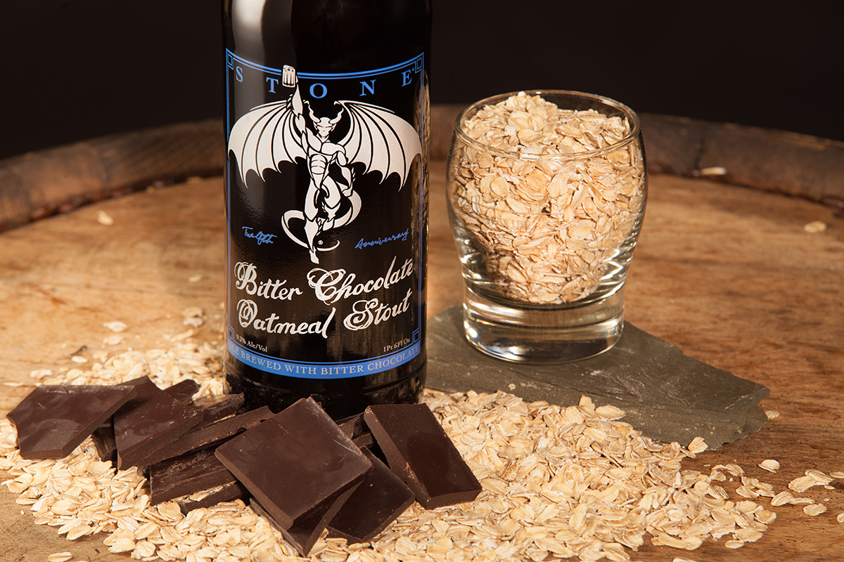 Bitter Chocolate Oatmeal Stout