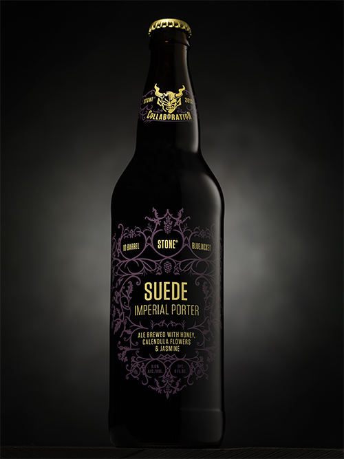 Stone Suede Imperial Porter