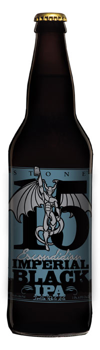 Stone 15th Anniversary Bottle
