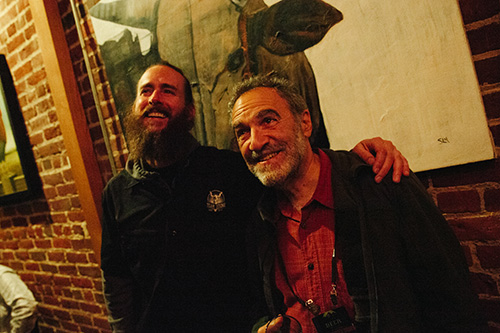 Greg Koch and Charlie Papazian
