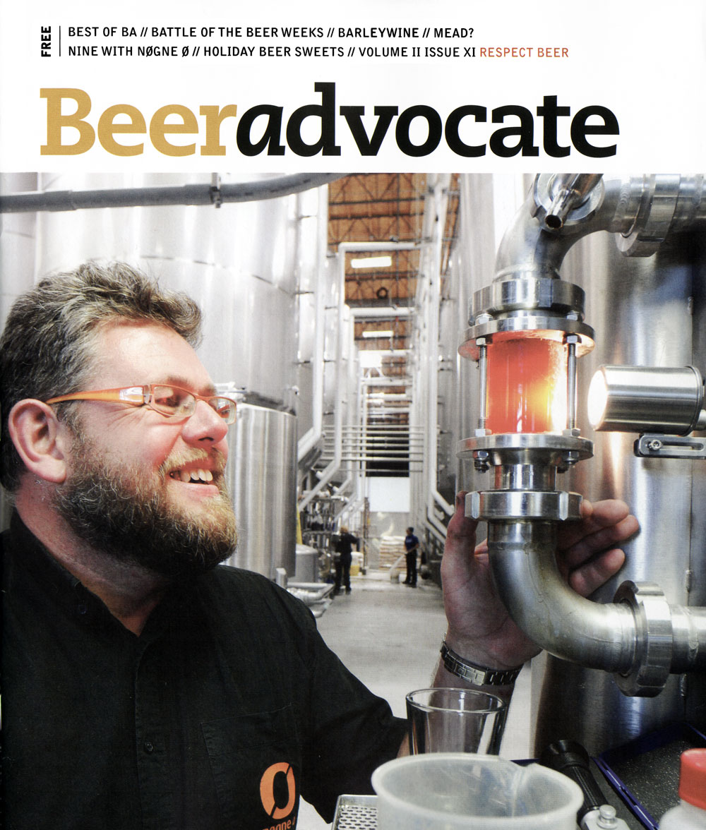 BeerAdvocate Cover