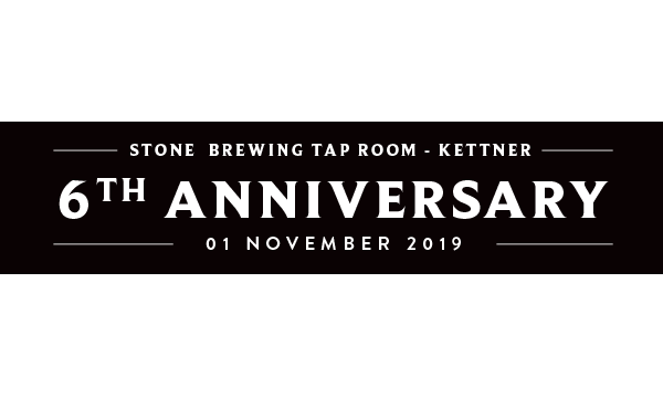 Stone Brewing Tap Room – Kettner 6th Anniversary