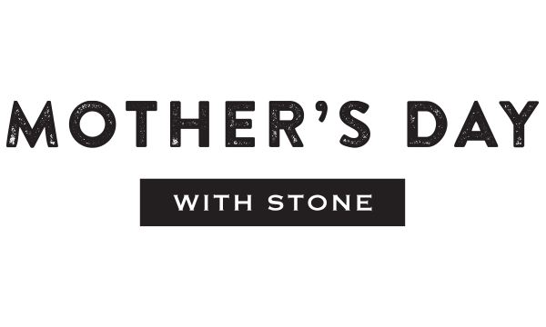 Mother's Day with Stone