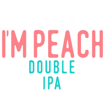 Stone I'm Peach Double IPA Release Weekend