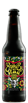 Stone Enjoy By 04.20.21 Hazy IPA bottle