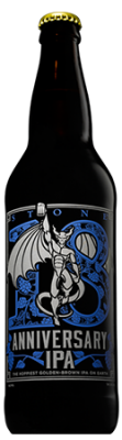 Stone 18th Anniversary IPA  bottle