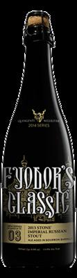 Fyodor's Classic bottle