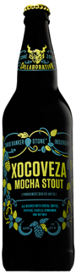 Chris Banker / Stone / Insurgente Xocoveza Mocha Stout bottle