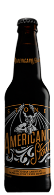 Stone Americano Stout bottle