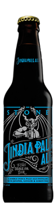 Stone Jindia Pale Ale bottle