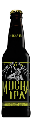 Stone Mocha IPA bottle