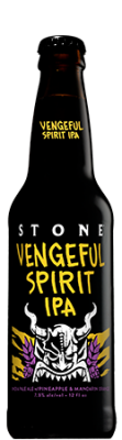 Stone Vengeful Spirit IPA bottle