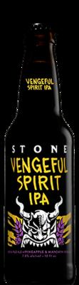 Stone Vengeful Spirit IPA bottle