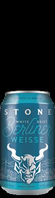 Stone White Geist Berliner Weisse can