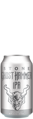 Stone Ghost Hammer IPA can