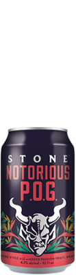 Stone Notorious P.O.G. can