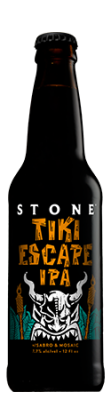 Stone Tiki Escape IPA bottle