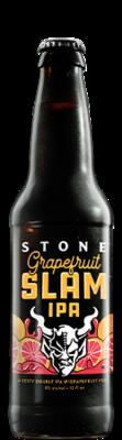 Stone Grapefruit Slam IPA bottle