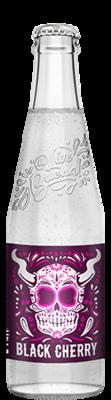Buenavida Hard Seltzer - Black Cherry bottle
