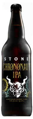 Stone Chrononaut IPA bottle
