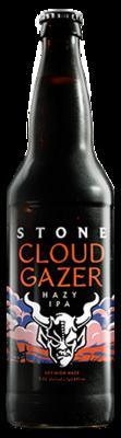 Stone Cloud Gazer Hazy IPA bottle