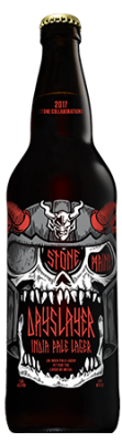 Maine / Stone DaySlayer bottle