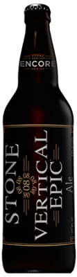 20th Anniversary Encore Series: Stone 08.08.08 Vertical Epic Ale bottle